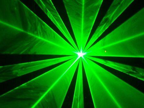 Лазерный луч против мастита